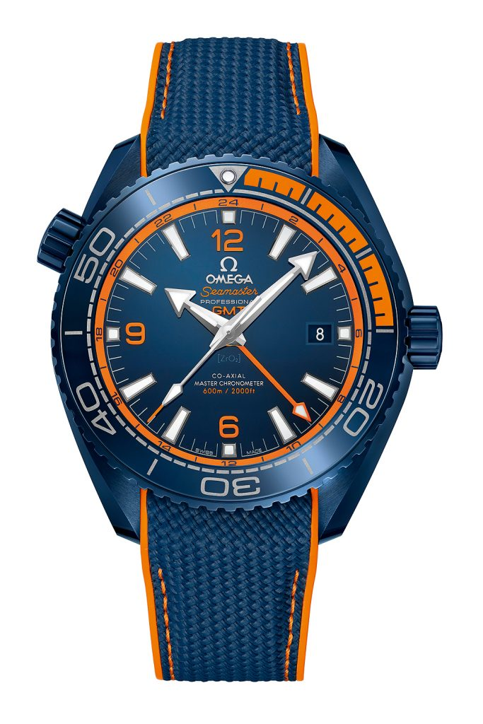Replica Omega Seamaster Planet Ocean BigBlue