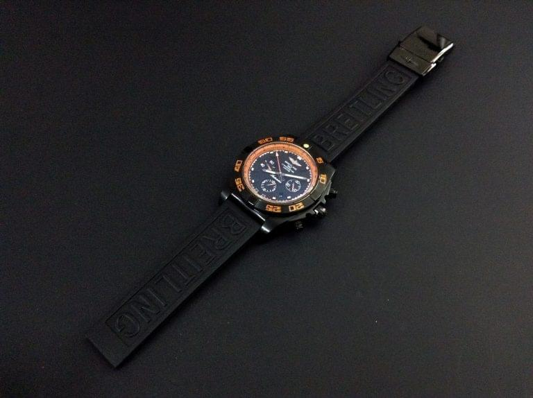 Breitling Chronomat Raven 44 Vista Completa