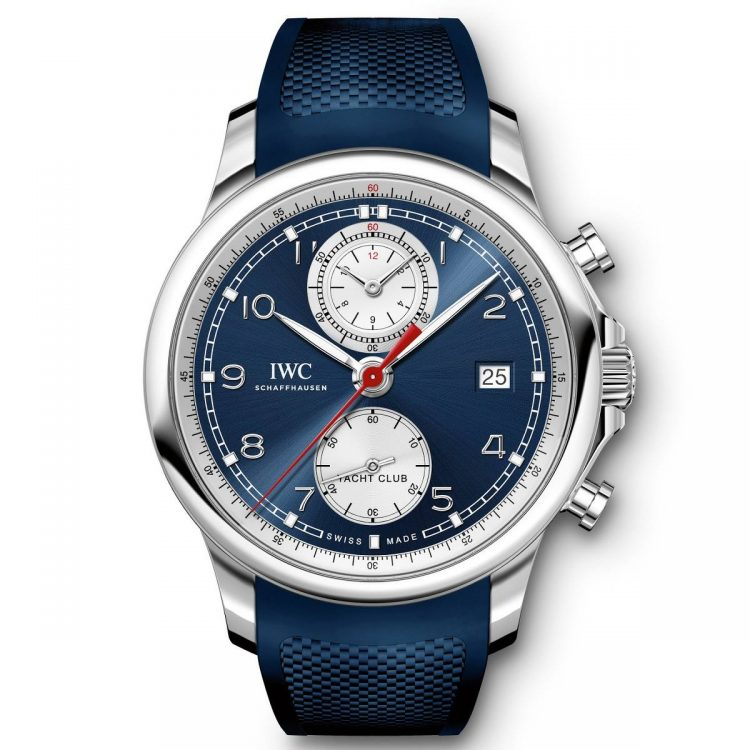 iwc yacht club chronograph summer editions replica