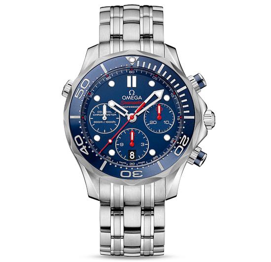omega seamaster diver 300m chronograph relojes falsos
