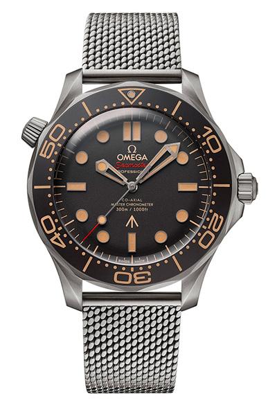 omega seamaster diver 300m edition007 replicas de relojes