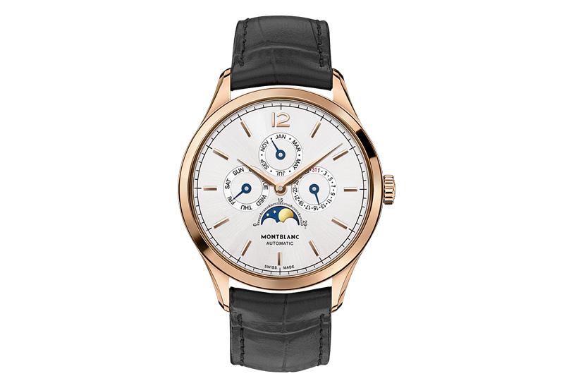 Montblanc Heriatge Chronometrie Quantieme Annuel Replica