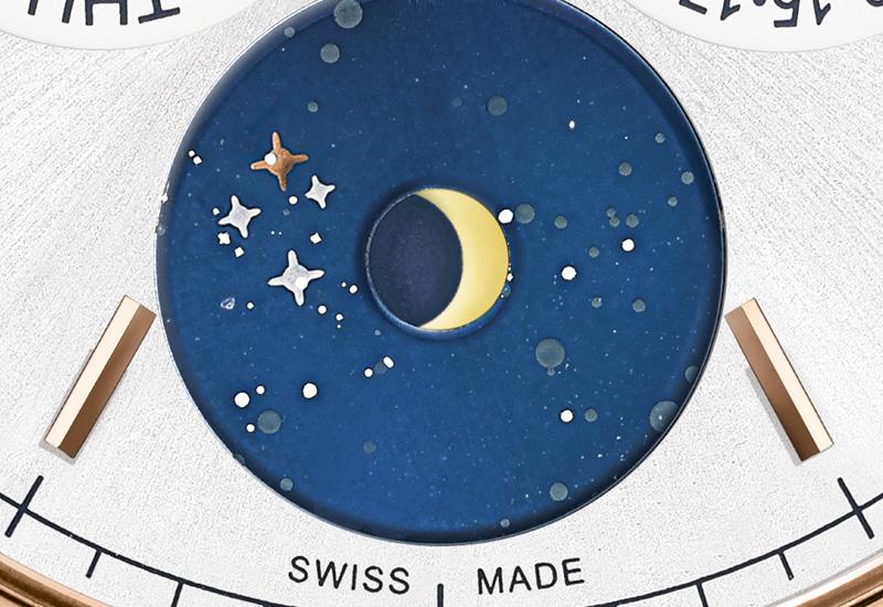 Montblanc Heriatge Chronometrie Quantieme Annuel Vasco Da Gama Imitacion