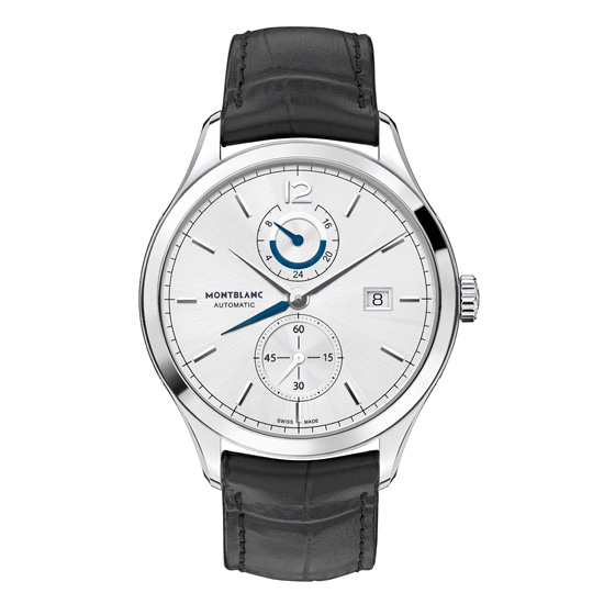 Montblanc Heritage Chronometrie Dual Time Replica