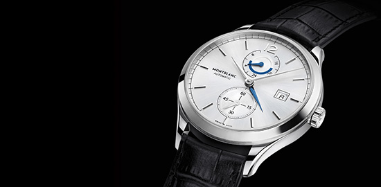 Replicas De Relojes Montblanc Heritage Chronometrie Dual Time