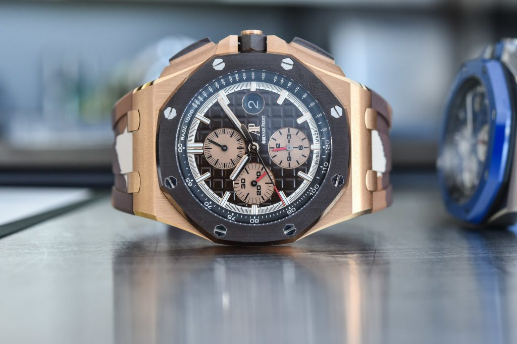 Audemars Piguet Royal Oak Offshore Selfwinding Chronograph 44mm Replica