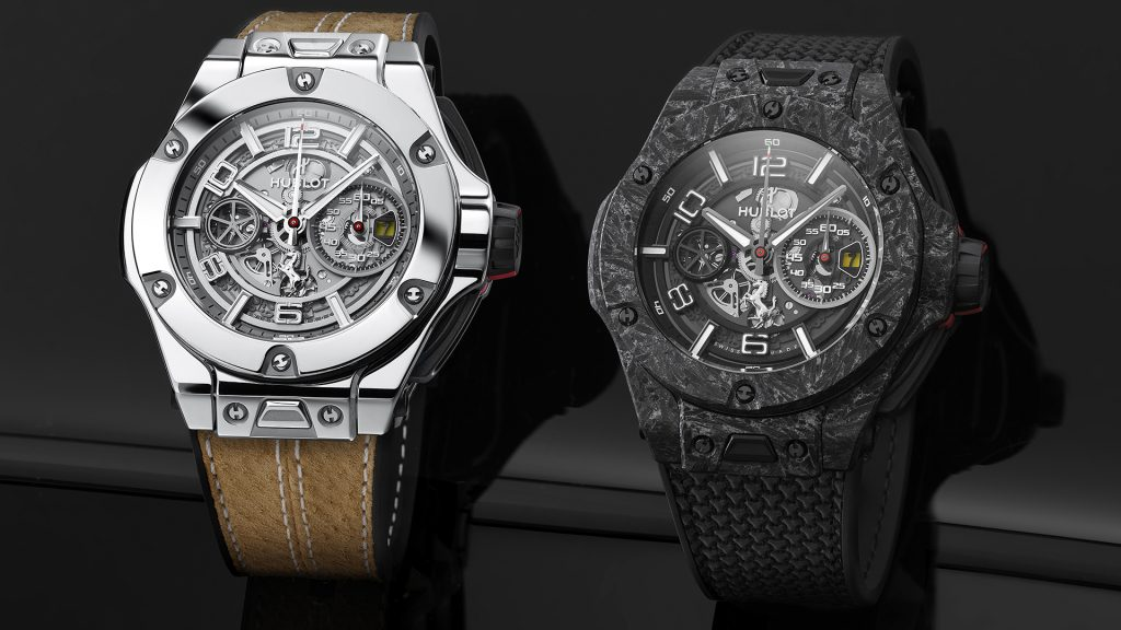 Hublot Big Bang Ferrari 1000 GP Replicas De Relojes